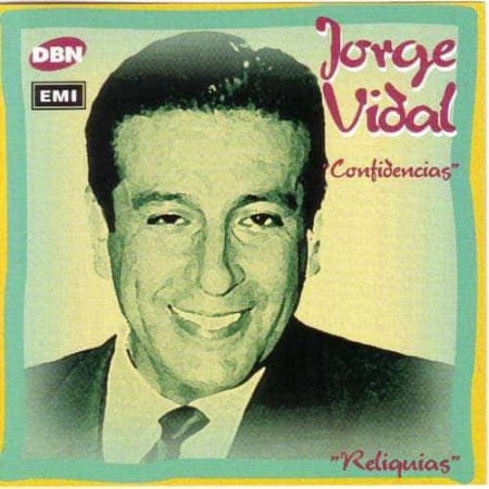 JORGE VIDAL CD Confidencias
