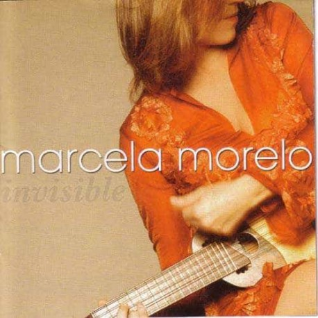 MARCELA MORELO CD Invisible