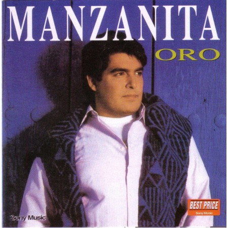 MANZANITA CD Oro Grandes Exitos Best Of