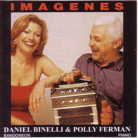 DANIEL BINELLI & POLLY FERMAN CD Imagenes