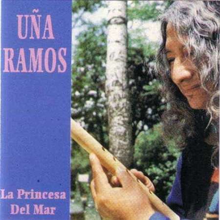 UNA RAMOS CD La Princesa Del Mar