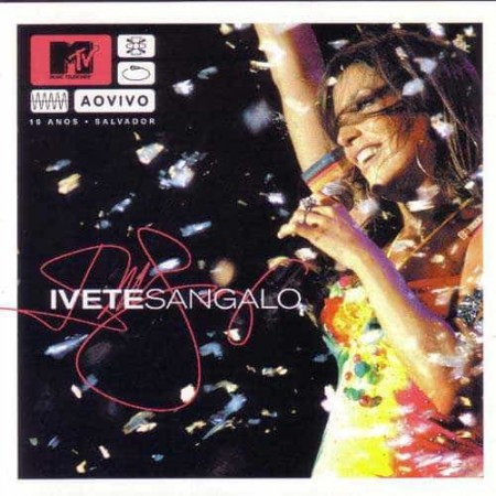 IVETE SANGALO CD MTV Oa Vivo