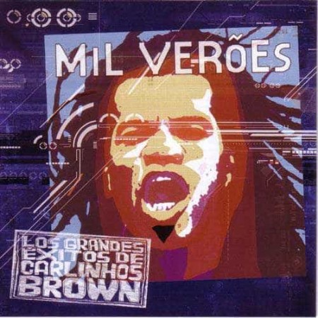 CARLINHOS BROWN CD Grandes Exitos - Mil Veroes Best Of