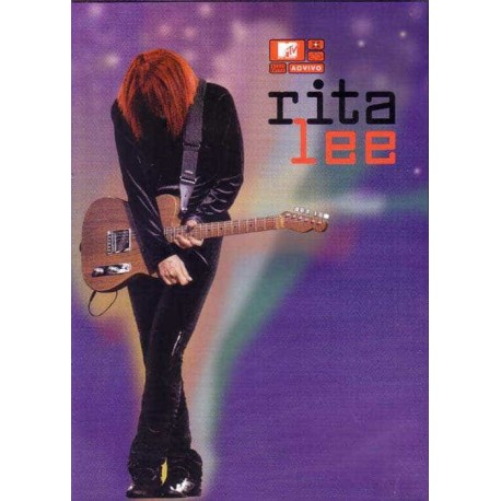 RITA LEE DVD MTV Ao Vivo