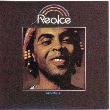 GILBERTO GIL CD Realce