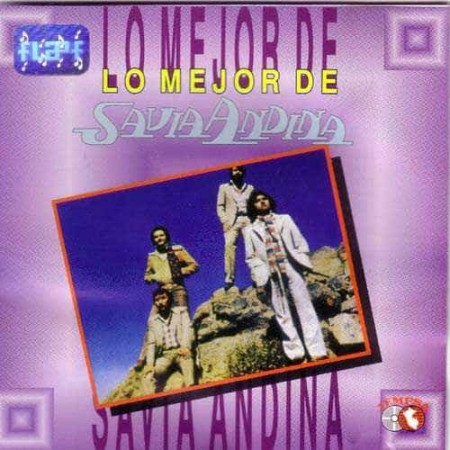 SAVIA ANDINA CD Lo Mejor The Best Of