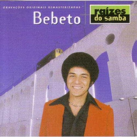 BEBETO CD Raizes Do Samba