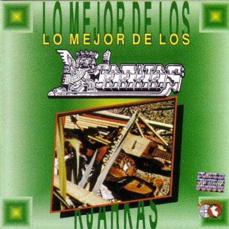 LOS KJARKAS CD Lo Mejor The Best Of