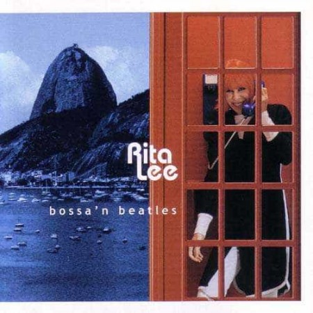 RITA LEE CD Bossa N Beatles