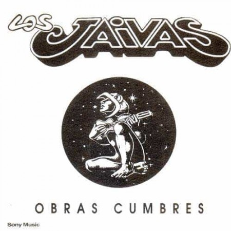 LOS JAIVAS CD Obras Cumbres Best Of