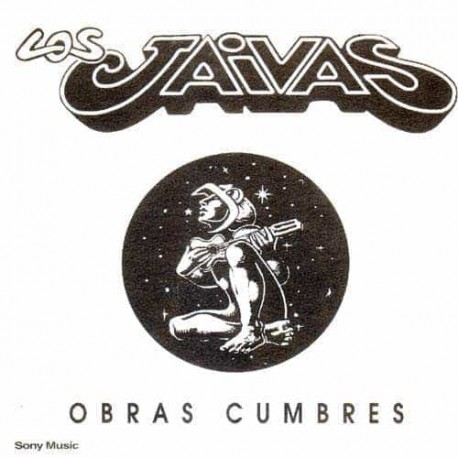 LOS JAIVAS 2CD Obras Cumbres Best Of