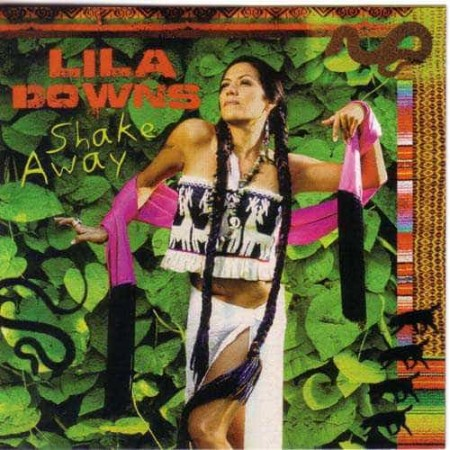 LILA DOWNS CD Shake Away