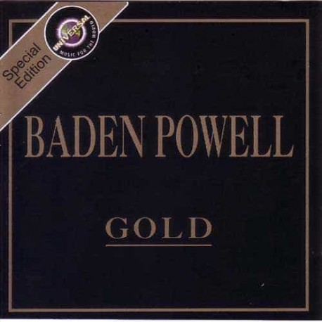 BADEN POWELL CD Gold