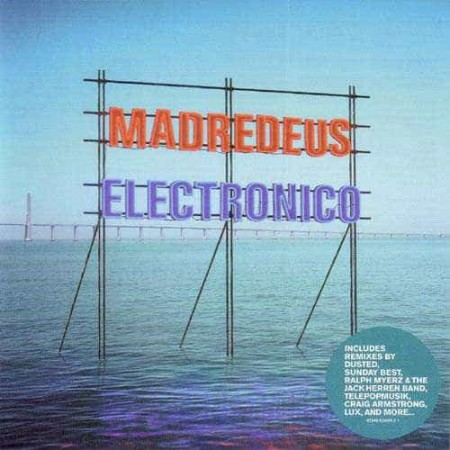 MADREDEUS CD Electronico