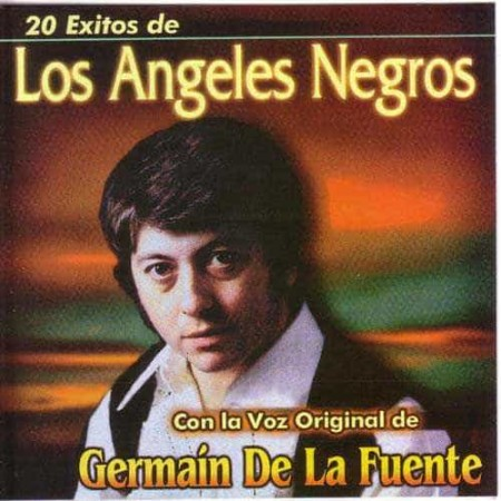 LOS ANGELES NEGROS CD 20 Exitos