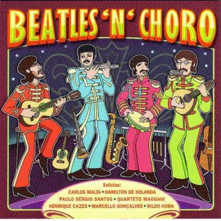 BEATLES N CHORO CD