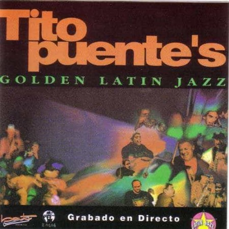 TITO PUENTE CD Golden Latin Jazz Grabado En Directo