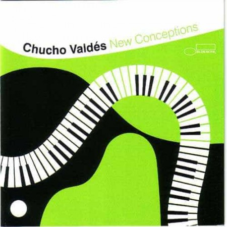 CHUCHO VALDES CD New Conceptions