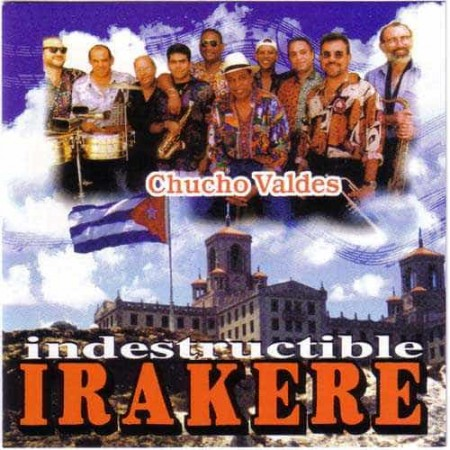 IRAKERE CON CHUCHO VALDES CD Indestructible