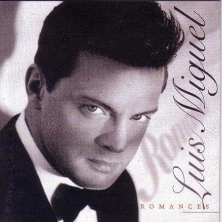 LUIS MIGUEL CD Romances