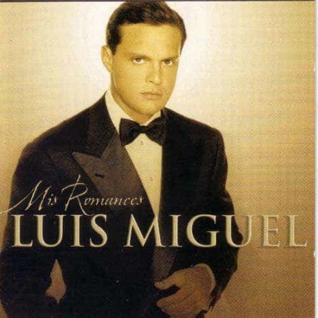 LUIS MIGUEL CD Mis Romances
