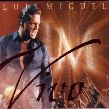 LUIS MIGUEL CD Vivo