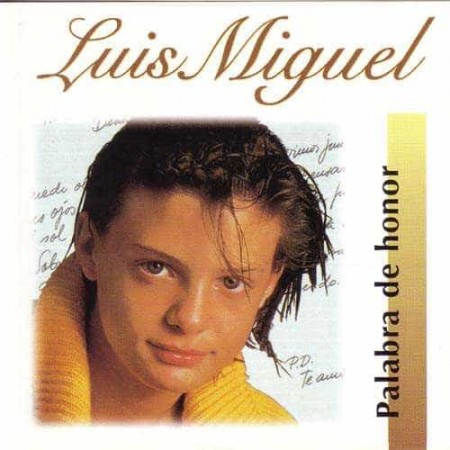 LUIS MIGUEL CD Palabra De Honor