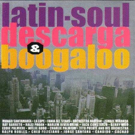LATIN SOUL DESCARGA & BOOGALOO