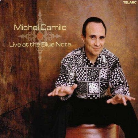 MICHEL CAMILO CD Live At The Blue Note 2CD