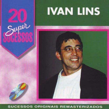 IVAN LINS CD 20 Super Sucessos