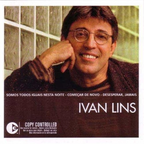 IVAN LINS CD The Essential