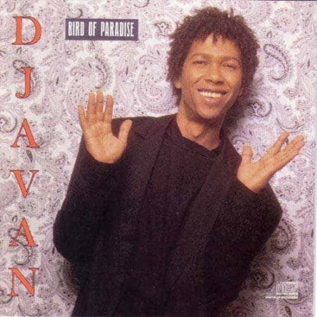 DJAVAN CD Bird Of Paradise