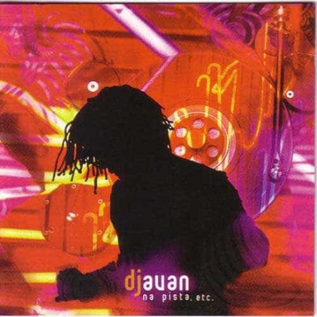 DJAVAN CD Na Pista Etc