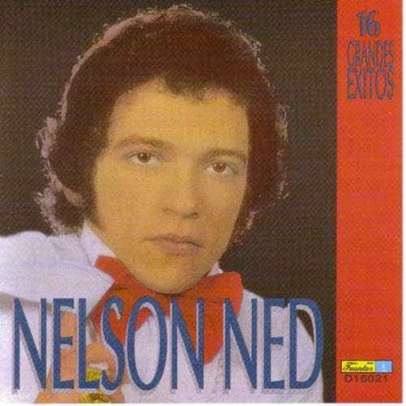NELSON NED CD 16 Grandes Exitos