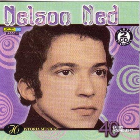 NELSON NED 2CD Historia Musical Best Of