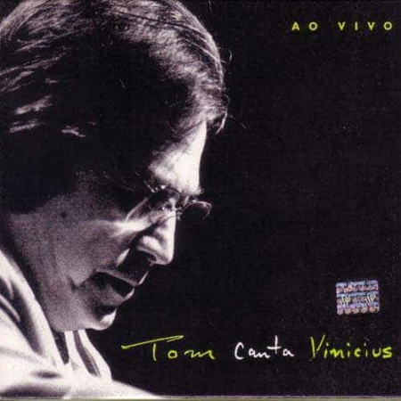 TOM JOBIM CD Tom Canta Vinicius