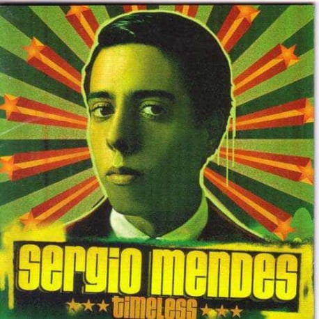 SERGIO MENDES CD Timeless