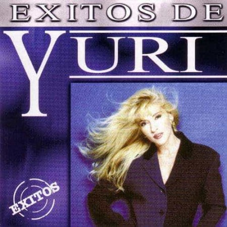 YURI CD Exitos de Yuri Best Of