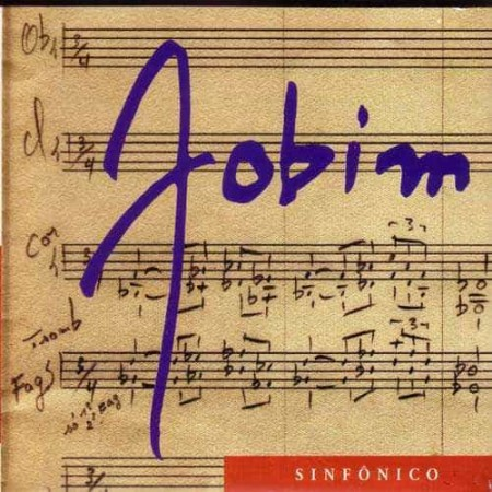 ORQUESTA SINFONICA DO ESTADO DE SAO PAULO CD Jobim Sinfonico