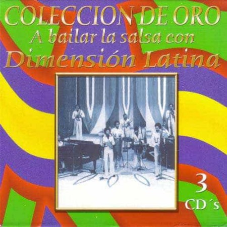 DIMENSION LATINA CD Coleccion De Oro