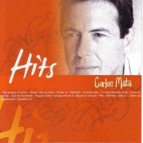CARLOS MATA CD Hits Best Of