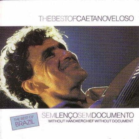 CAETANO VELOSO CD The Best Of