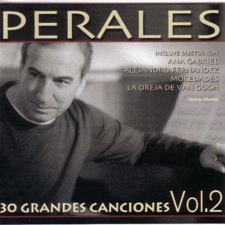JOSE LUIS PERALES 2CD 30 Grandes Canciones Vol 2