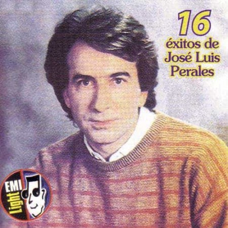 JOSE LUIS PERALES CD 16 Exitos