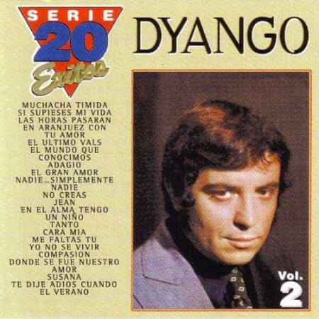 DYANGO CD Serie 20 Exitos Vol 2