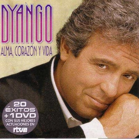 DYANGO CD+DVD Alma Corazon Y Vida