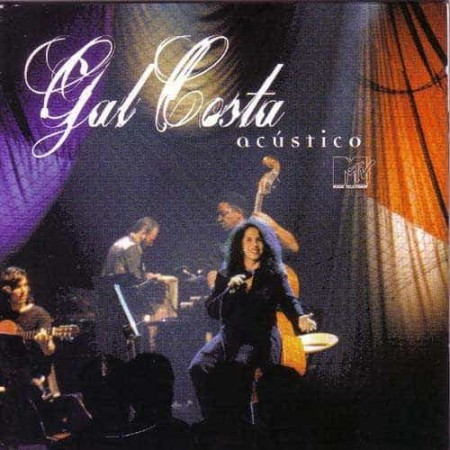 GAL COSTA CD Acustico MTV