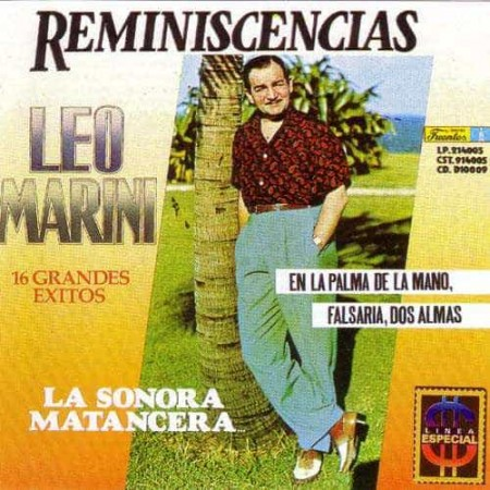 LEO MARINI CD Reminiscencias 16 Grandes Exitos Best Of