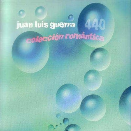 JUAN LUIS GUERRA 4 40 CD Coleccion Romantica