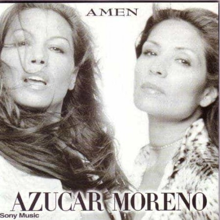 AZUCAR MORENO CD Amen